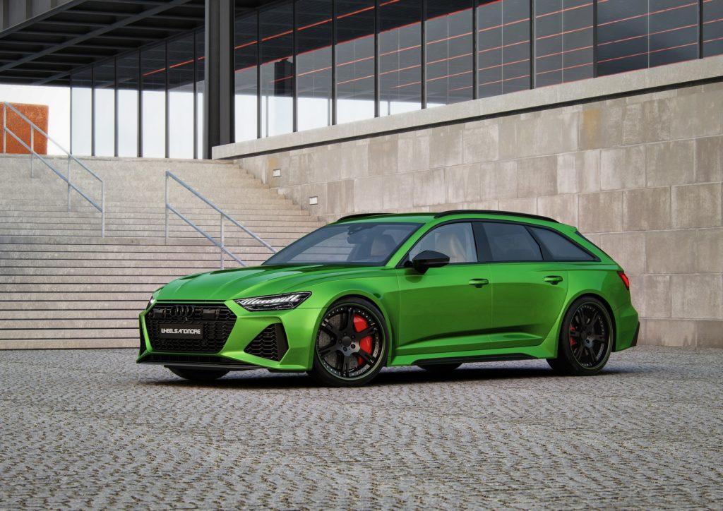 Audi RS6 o mocy 1000 KM z modyfikacjami za ponad 40 tysięcy euro