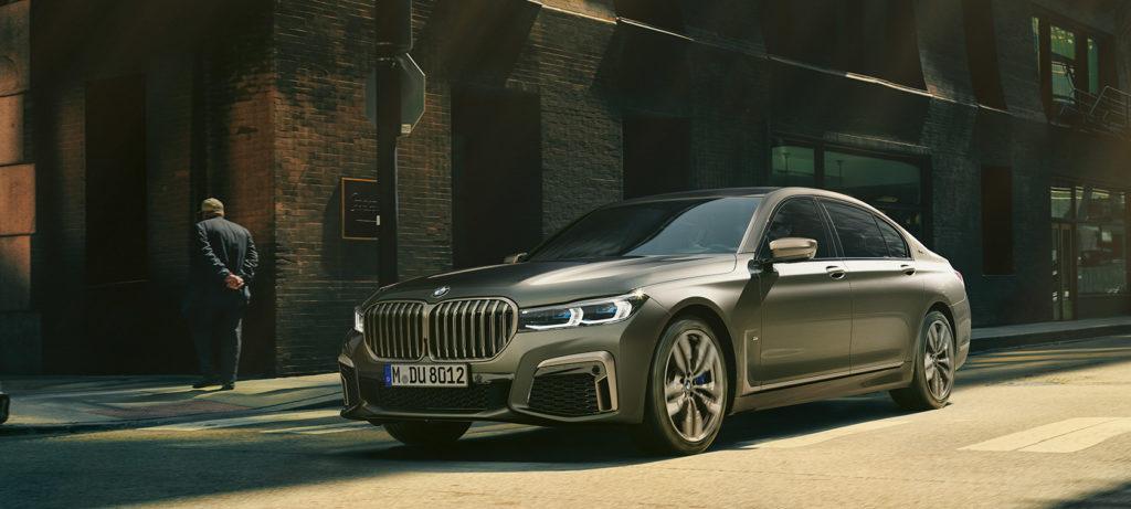 Koniec silnika V12 w BMW serii 7, podobnie jak wersji M760Li