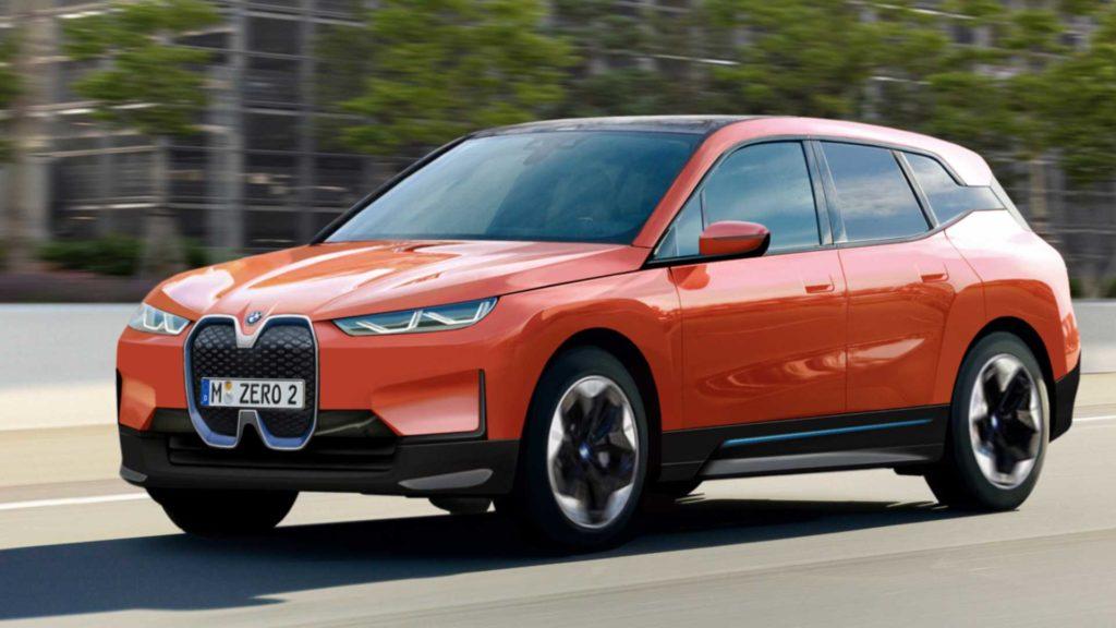 BMW iNext w produkcji może wyglądać mniej więcej tak
