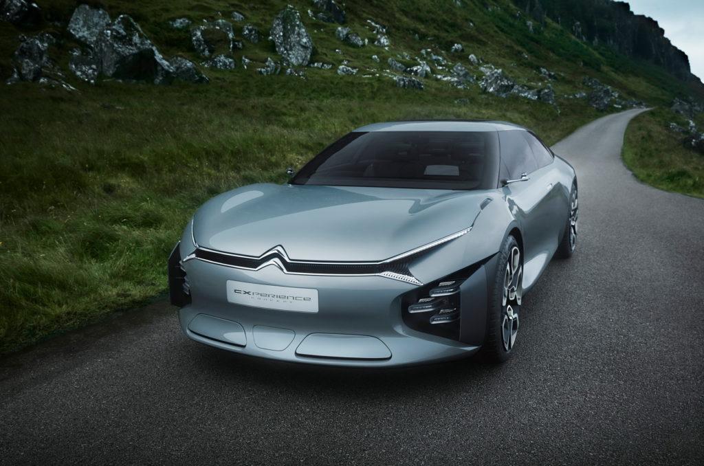 Citroen szykuje następcę modelu C5 w wersji sedan
