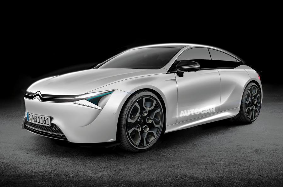 Citroen przygotowuje nowy model na 2021 rok, aby walczyć z BMW i Audi