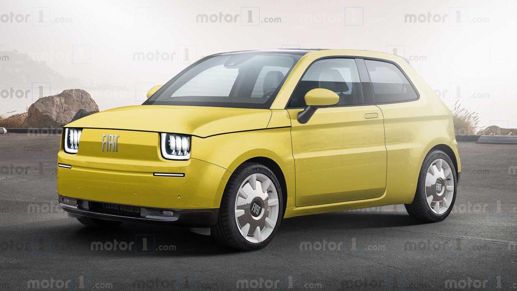 """Fiat 126p """"Maluch"""" wraca do żywych jako współczesny elektryk"""