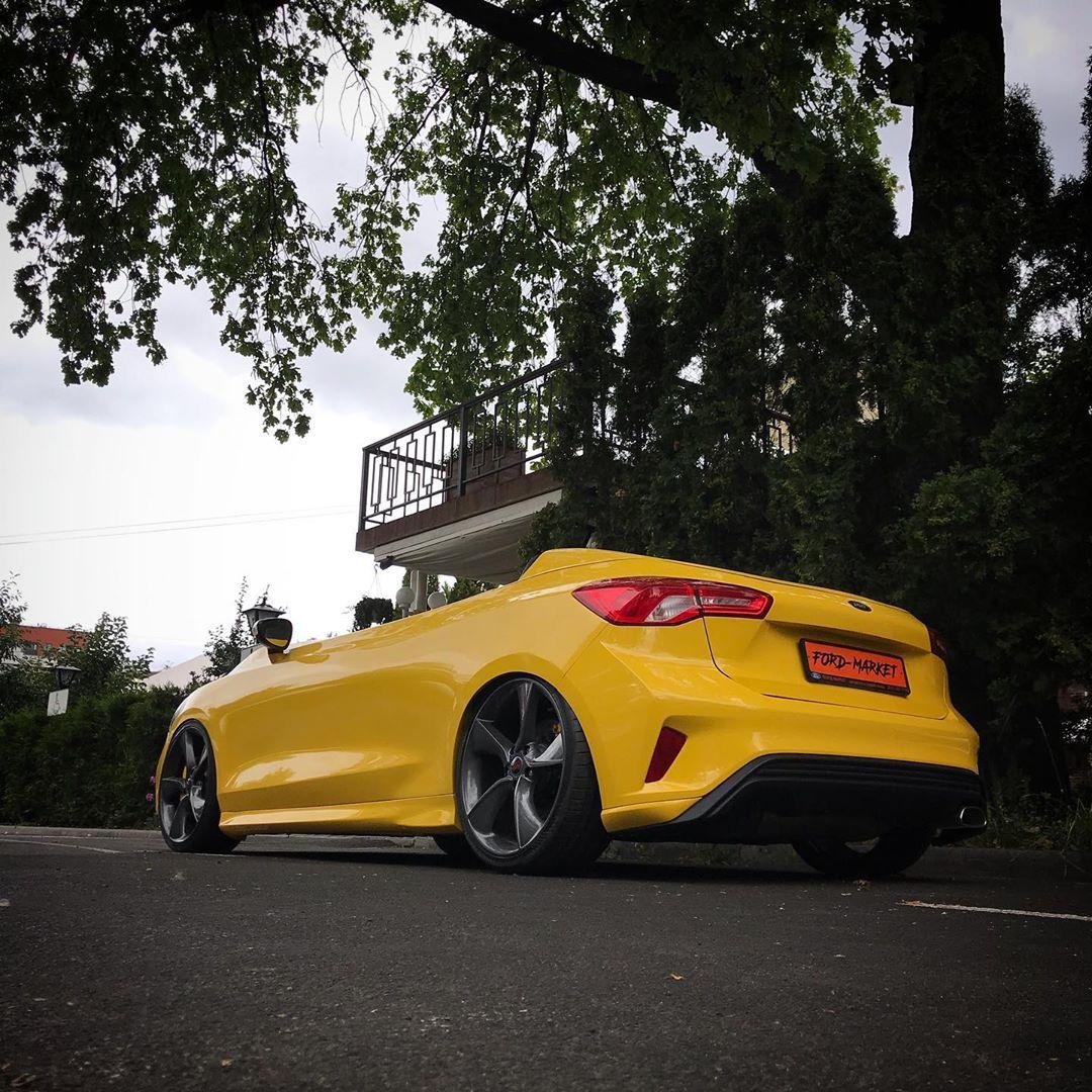 Focus Speedster