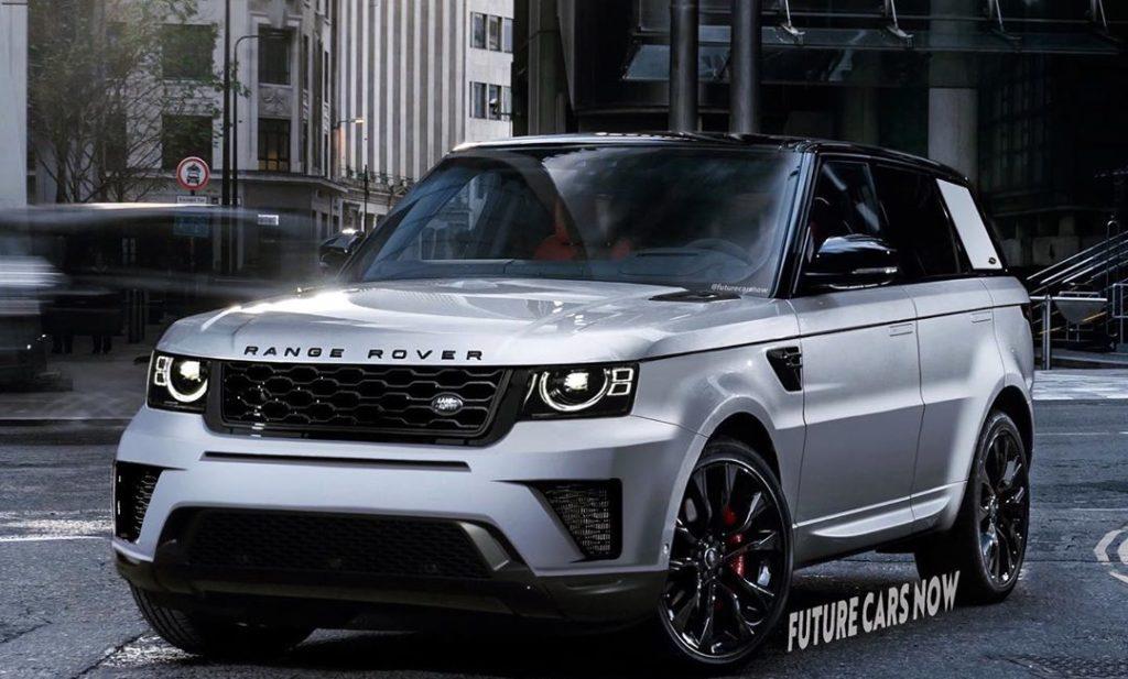 Nowy Range Rover Sport 2022 mocno nawiązuje do Defendera