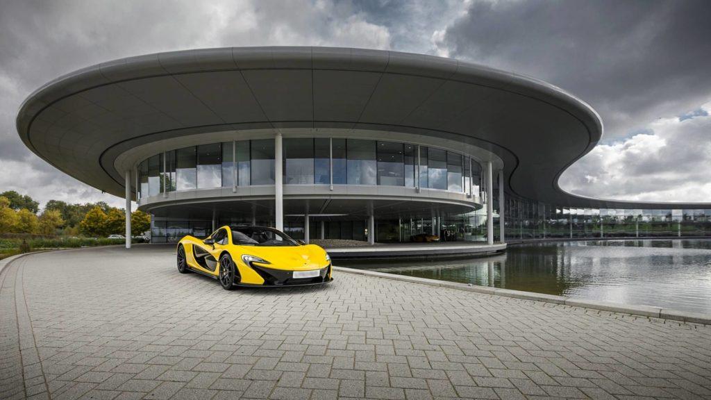 McLaren zwalnia 1200 pracowników – następca P1 zagrożony?