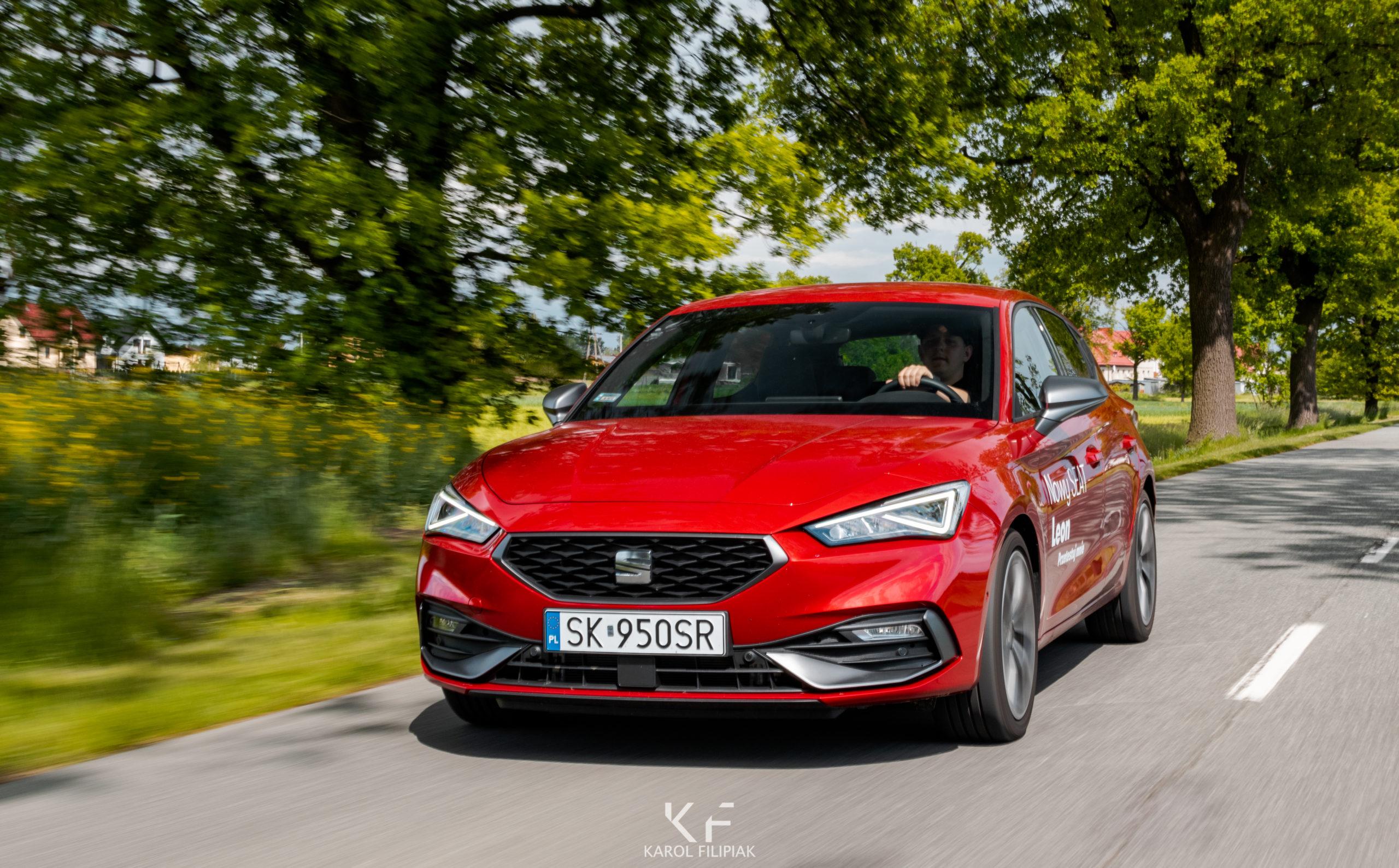 Seat Leon FR 2020 1.5 eTSI 150 KM DSG