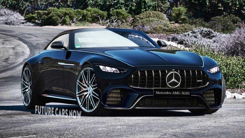 Nowa generacja Mercedesa SL wkrótce pojawi się na rynku
