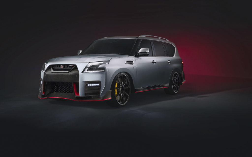 Nissan Patrol GT-R 2020 – czy bestia może powstać naprawdę?