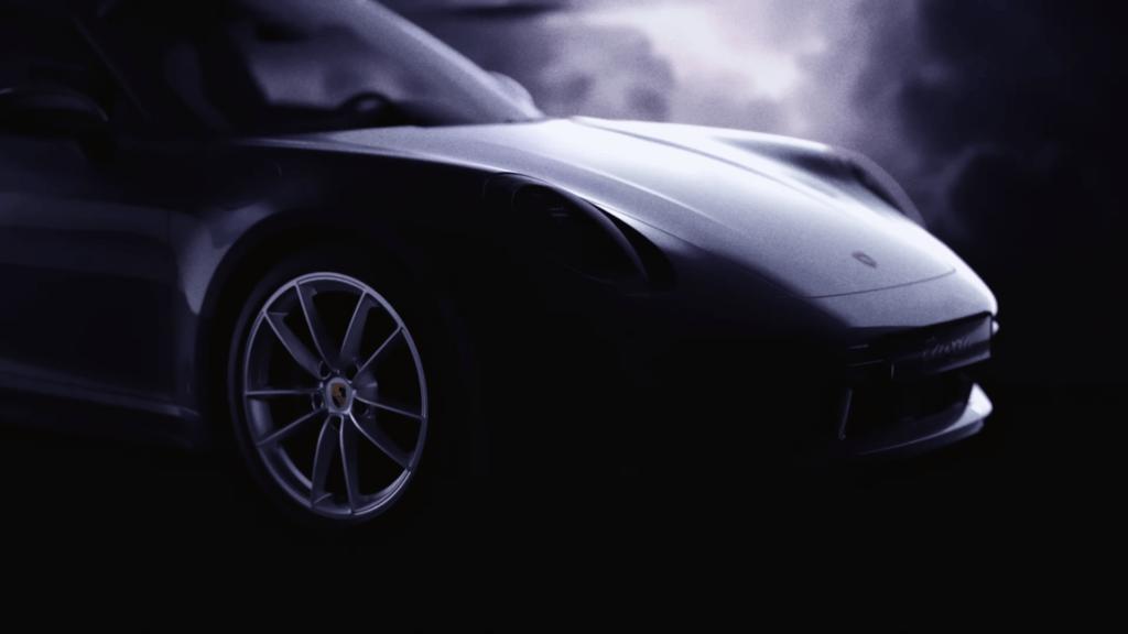 Porsche 911 Targa zadebiutuje już 18 maja w serwisach streamingowych