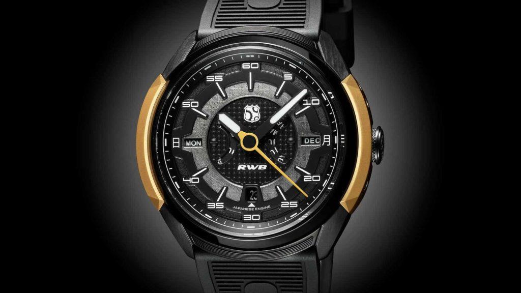 Zegarek w stylu Porsche RWB może być twój za 7 500 zł