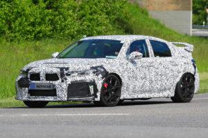 Honda Civic Type-R 2022 – pierwsze zdjęcia nowej generacji