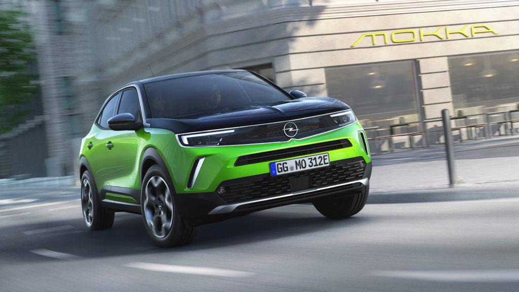 Nowy Opel Mokka – dane techniczne, wymiary, silniki