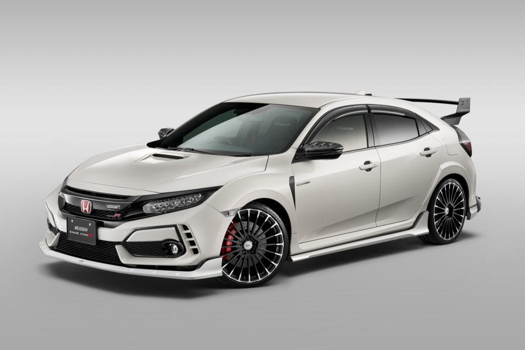 Honda Civic Type-R po modyfikacji od Mugen wygląda niepokojąco dziwnie