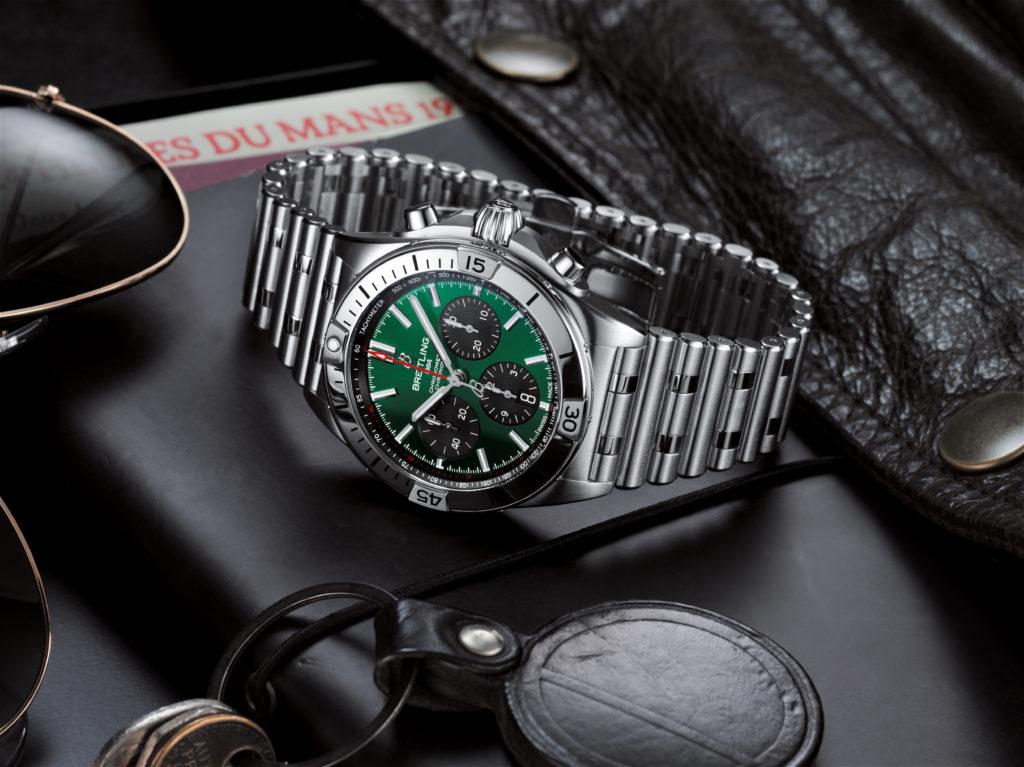 Chronomat, czyli efekt współpracy Bentleya i Breitlinga kosztuje 34 760 zł