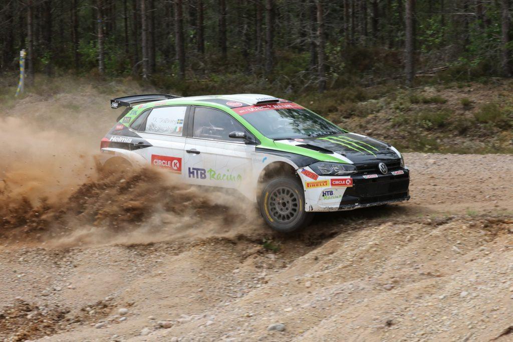 18-letni Oliver Solberg wygrywa Rally Sweden Lockdown
