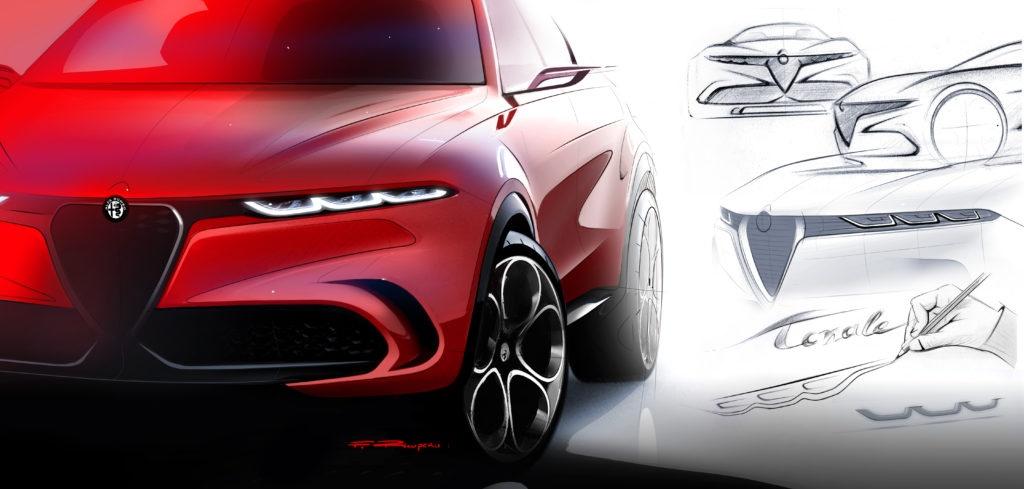 Elektryczny Crossover Alfy Romeo może mieć powiązania z Peugeotem?