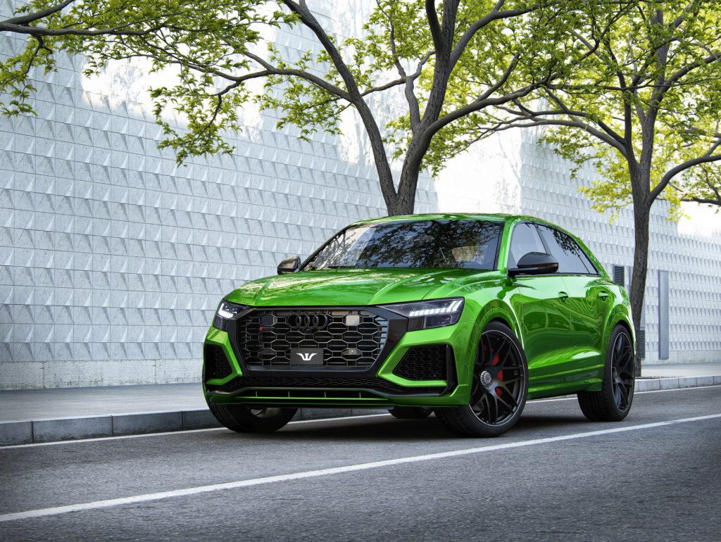 Za 186 000 zł Audi RS Q8 może mieć ponad 1 000 KM i 1250 NM