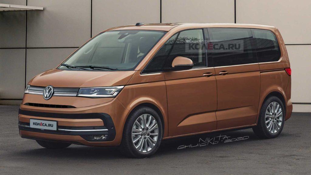 Volkswagen Transporter T7 – nowy, lepszy i jeszcze w tym roku