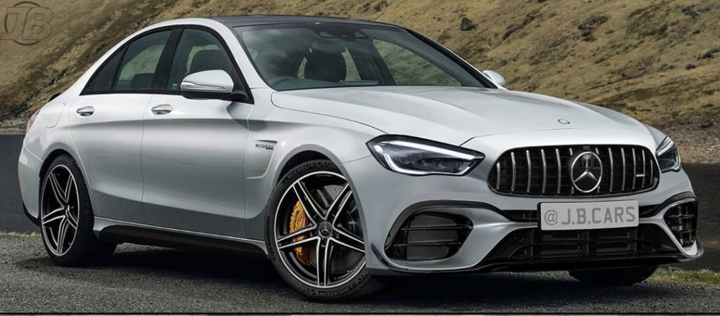 Nowy Mercedes-AMG C63 może mieć 2-litrowy silnik o 4 cylindrach