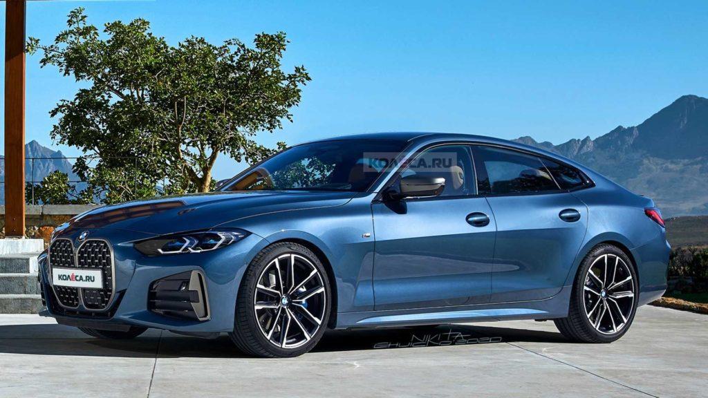 BMW serii 4 Gran Coupe – nowy wariant już wkrótce na rynku