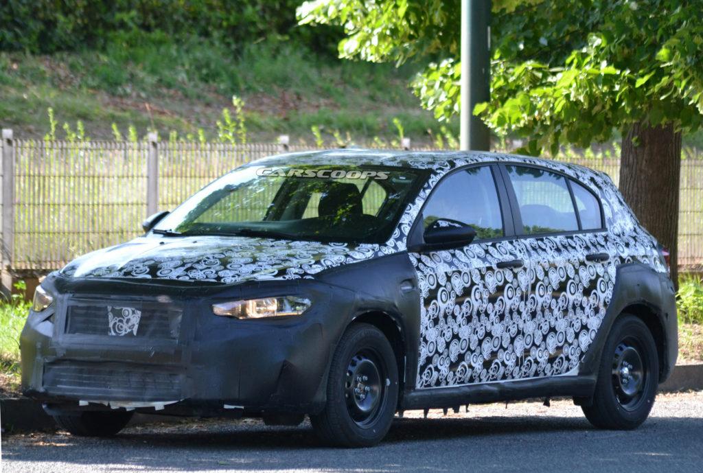 Fiat Tipo oprócz faceliftingu może otrzymać wersję Crossover