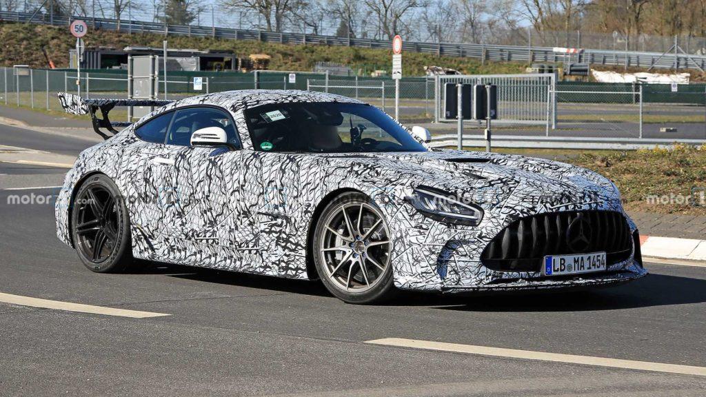 Mercedes-AMG GT Black Series zadebiutuje już w lipcu tego roku!