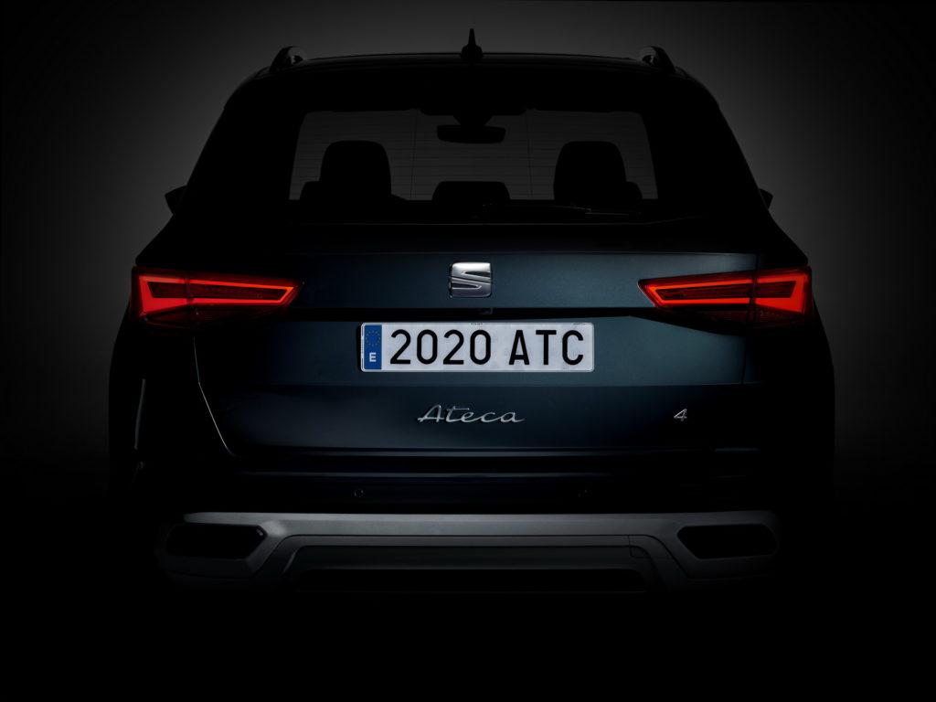 Seat Ateca Facelift 2021 – premiera już 15 czerwca o godzinie 10:00
