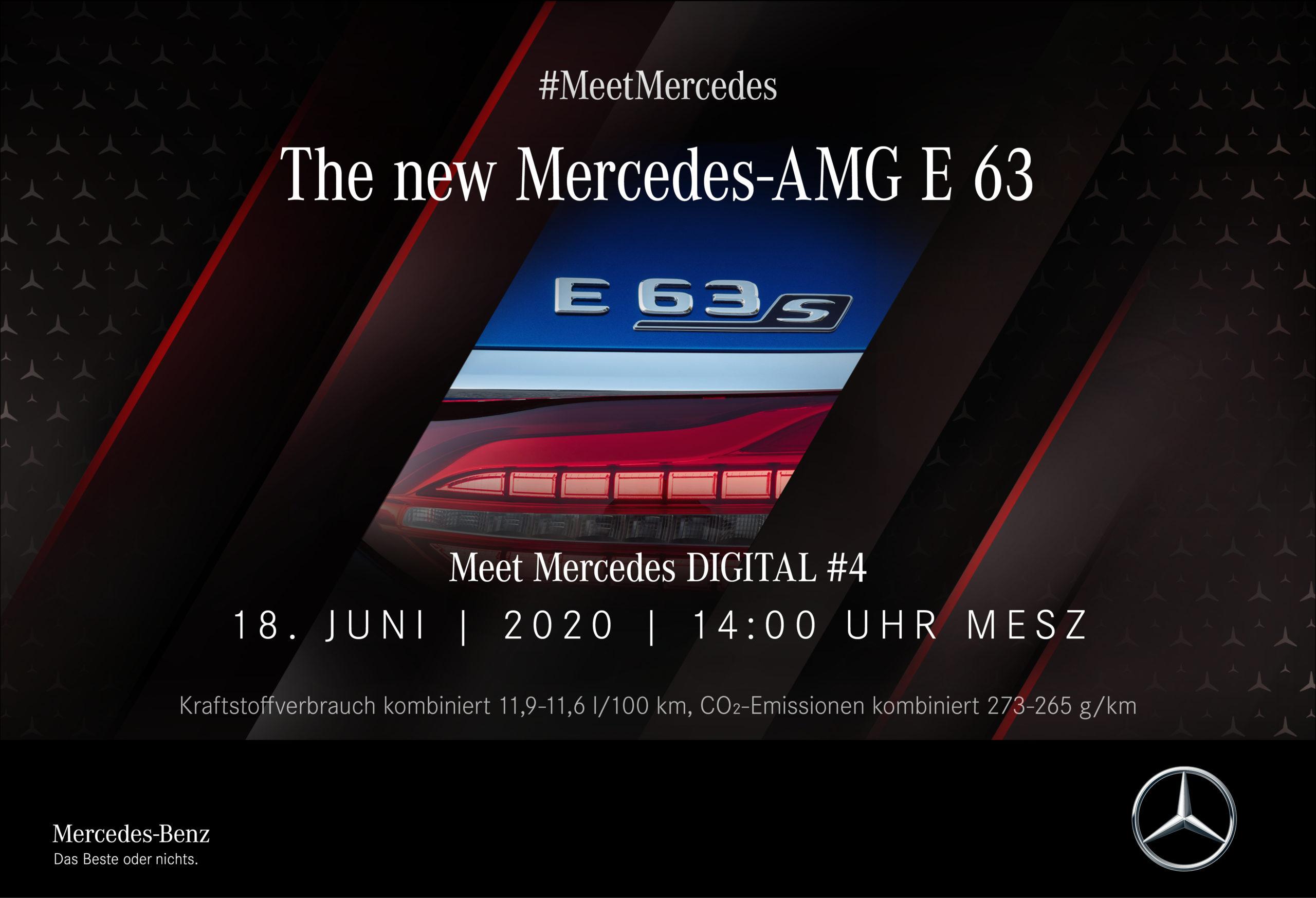 AMG E63s