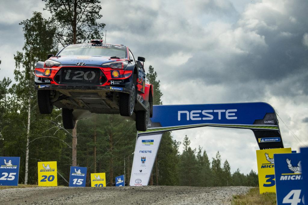WRC: Kalendarz na 2020 rok niestety bez Rajdu Finlandii