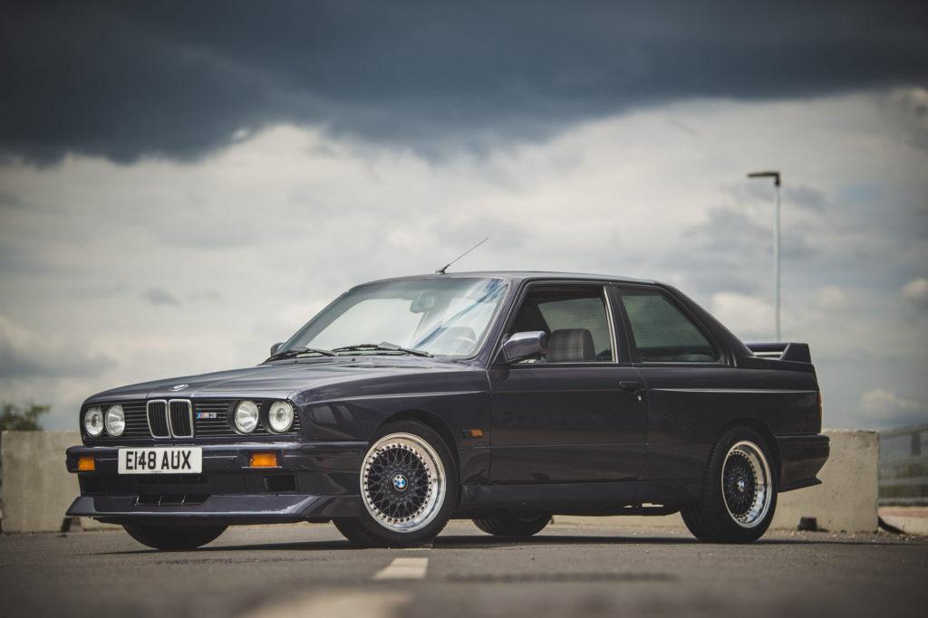Wyjątkowe BMW M3 Evolution II trafiło na aukcję bez ceny minimalnej
