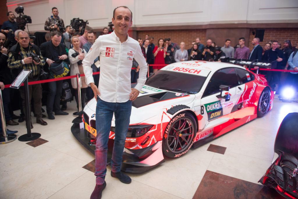 Robert Kubica opowiada o wyzwaniach w serii DTM