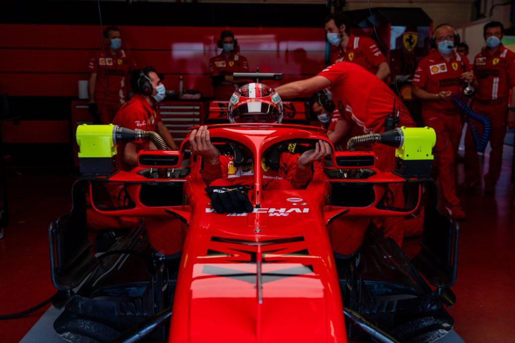 Ferrari dostarczy nowy pakiet poprawek dopiero na GP Węgier