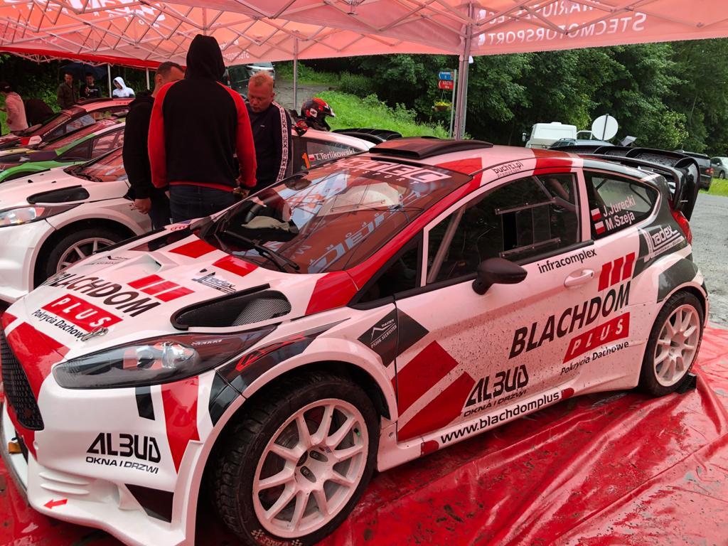 Jacek Jurecki z Marcinem Szeją wystartują w 4. Rally Ireco Motorsport Tarmac Masters
