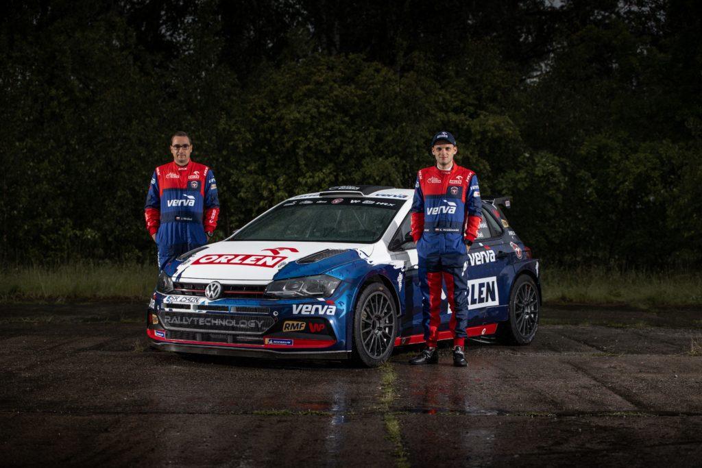 Kacper Wróblewski i Jakub Wróbel rozpoczynają sezon od startu w 4. Ireco Motorsport Rally Tarmac Masters