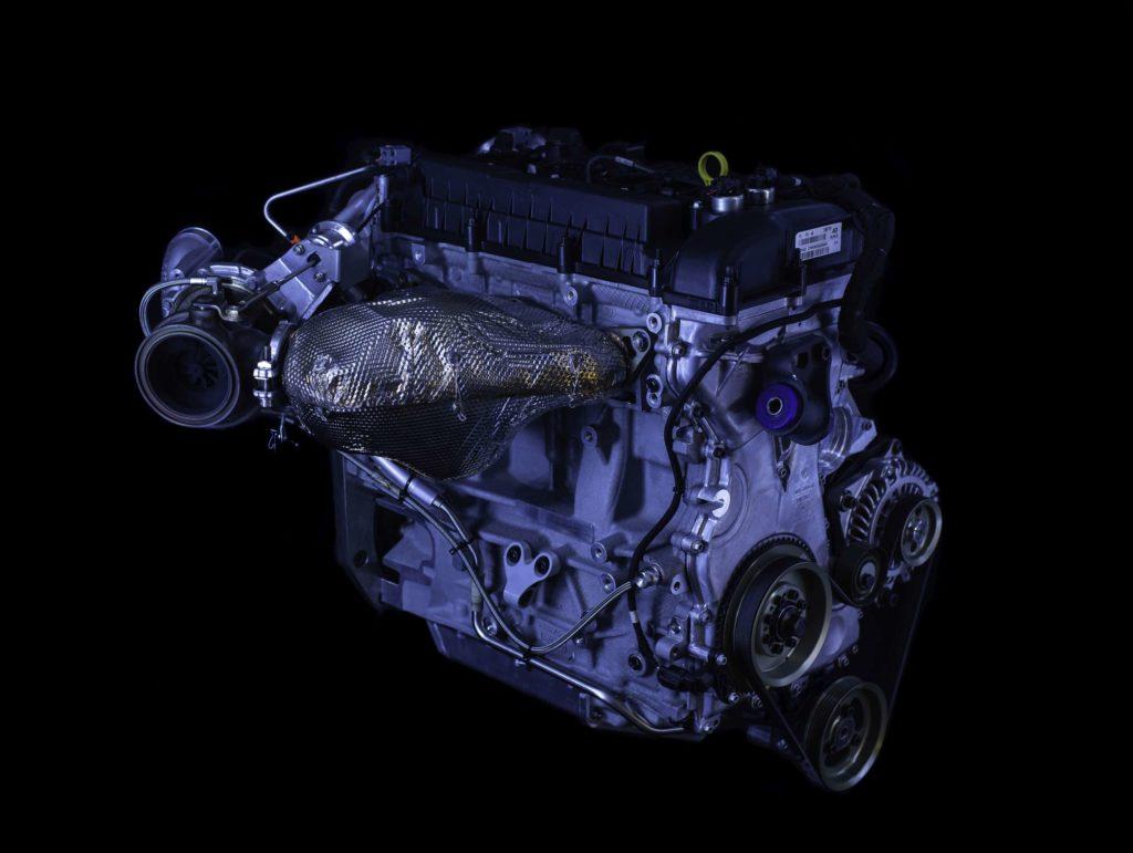 M-Sport został dostawcą silników w BTCC od 2022 roku