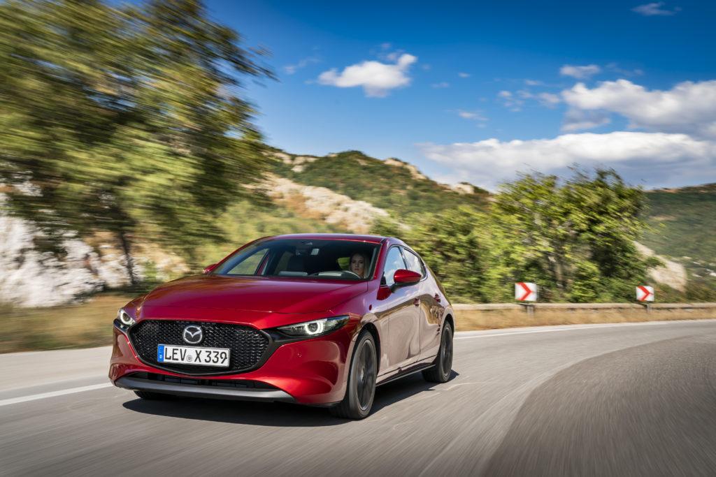 Turbodoładowany silnik wróci do Mazdy 3 w 2021 roku modelowym