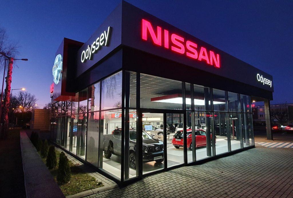 Trzy nowe salony Nissana w Lublinie, w Radomiu oraz Nowym Sączu
