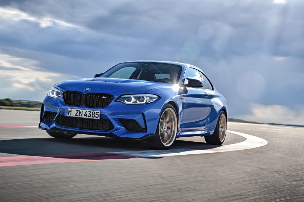 BMW M2 CS limitowane do jedynie blisko 400 sztuk na rynku USA
