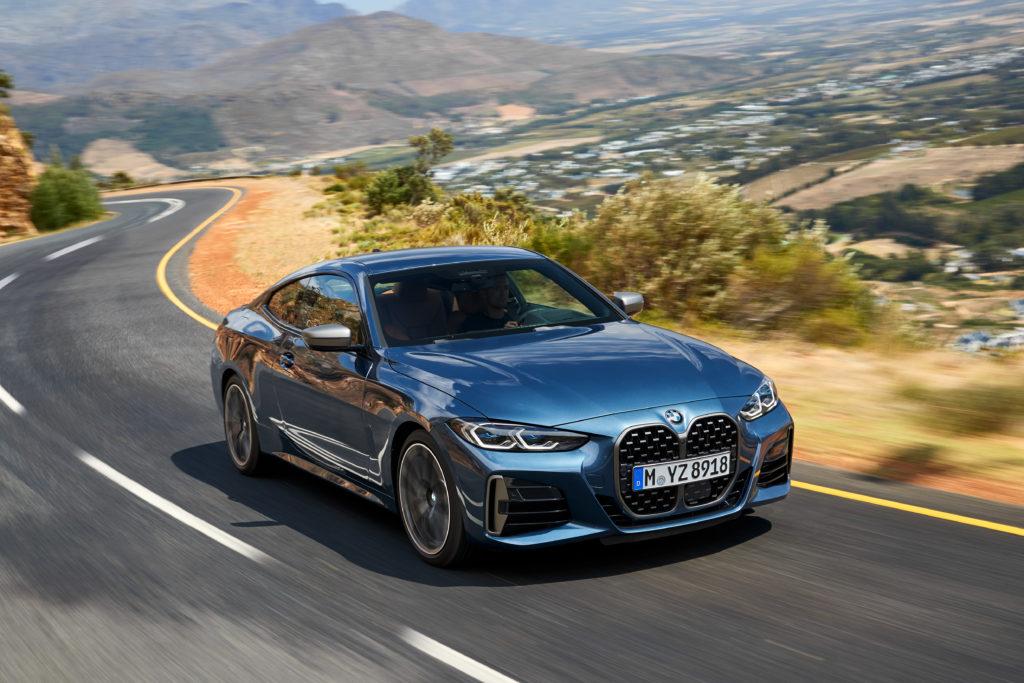 Nowe BMW serii 4 Coupé 2020 – dane techniczne, wymiary, silniki