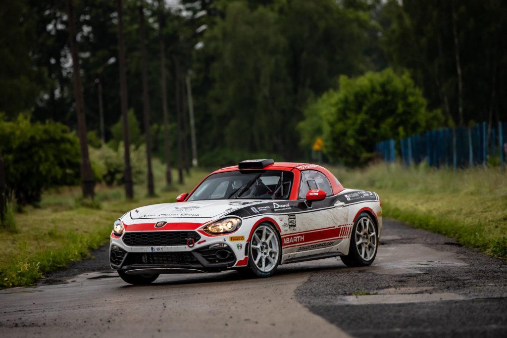 Ważny start dla Rallytechnology na odcinkach specjalnych Tarmac Masters