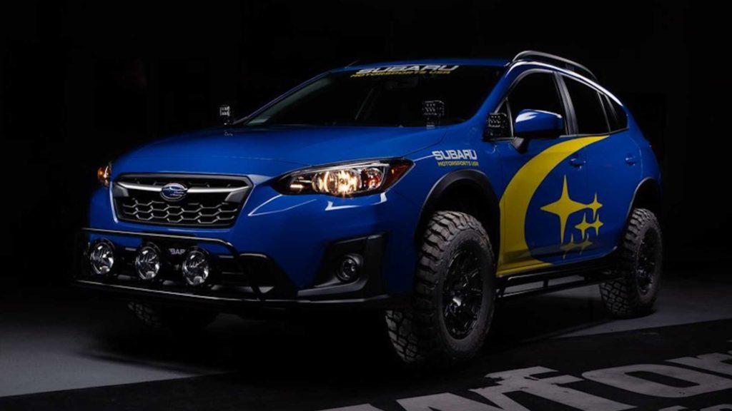 Subaru XV jako pogromca pustynnych tras za 2200 złotych?