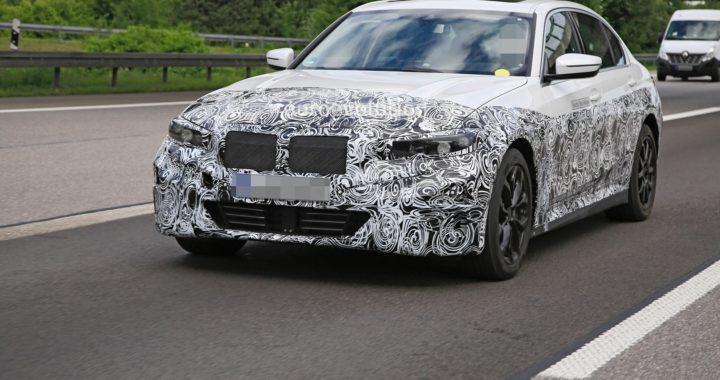 Nowe BMW i3, czyli elektryczna seria 3 jako rywal dla Tesli już w 2023 roku