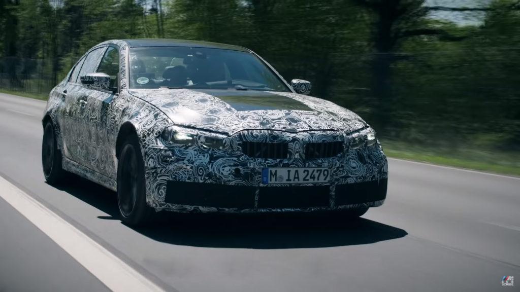 """Oficjalnie: BMW zapowiedziało nowe M3 z """"normalnymi"""" nerkami"""