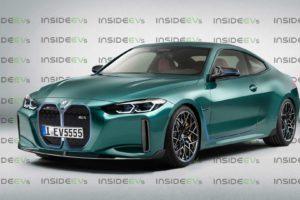 BMW iM4 jako sportowa wersja elektrycznej serii 4?