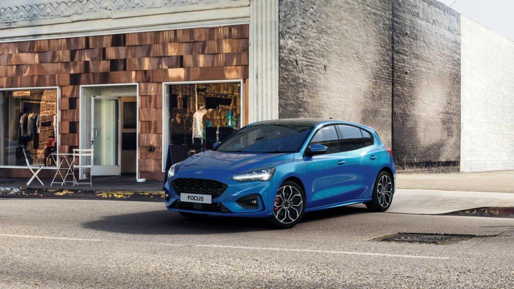 Debiutuje hybrydowy Ford Focus o mocy 155 KM z silnika 1.0 EcoBoost
