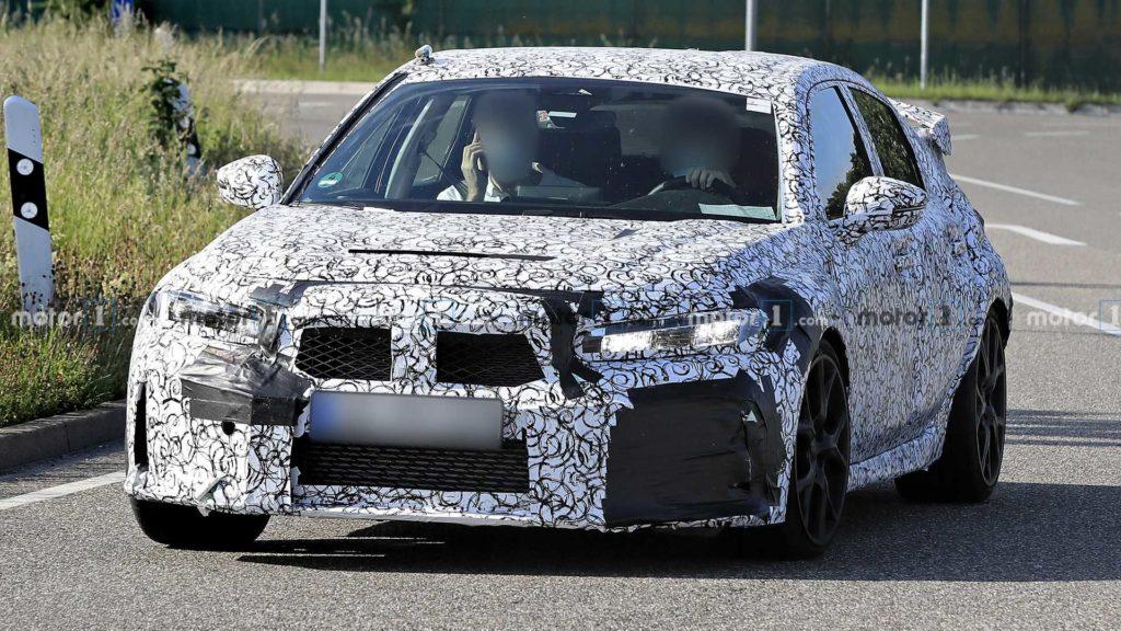 Nowa Honda Civic Type-R z większą mocą, ale bez hybrydy?