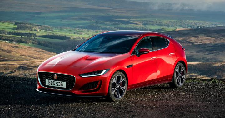 To Mazda 3 F-Type czy jednak Jaguar F-Type Hatchback?