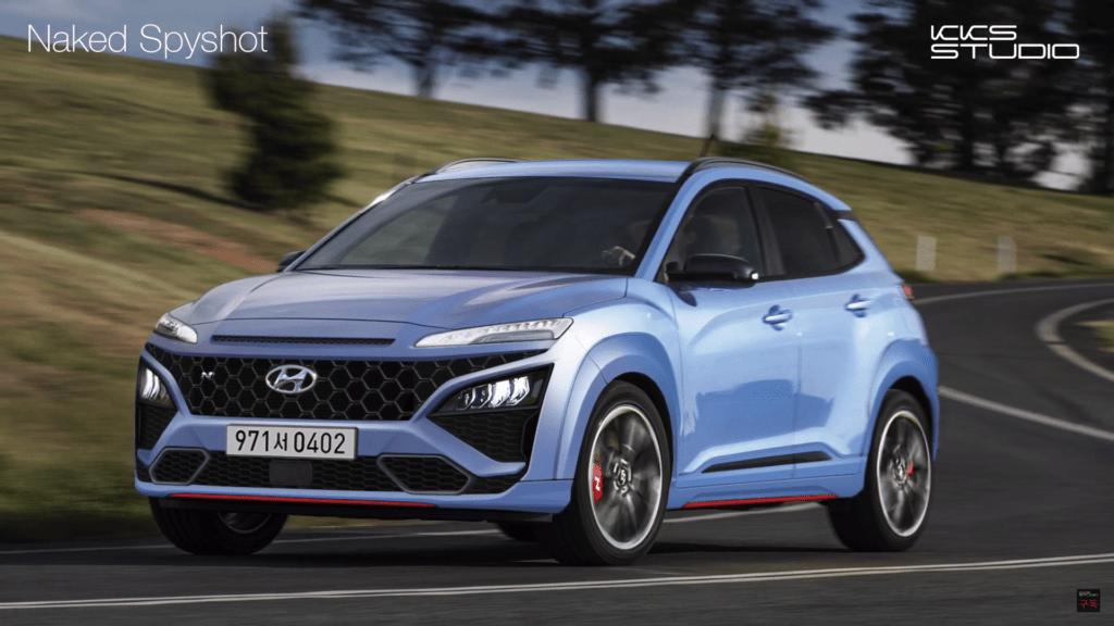 Hyundai Kona N – wkrótce ruszy produkcja Crossovera o mocy 275 KM