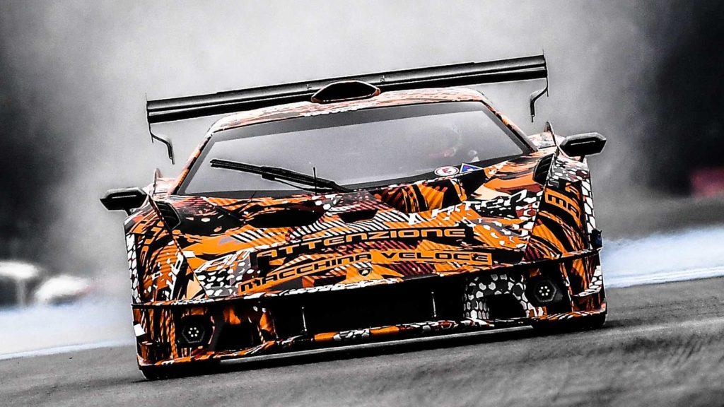 Lamborghini SCV12 – torowa wersja na bazie Aventadora pokazana w pełnej okazałości