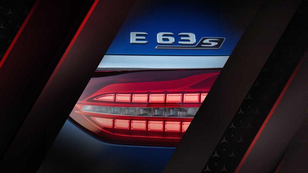 Mercedes ujawnia zapowiedź nowego AMG E63s zaraz przed premierą